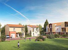 Les Jardins des Deux Chênes : programme neuf à Mondonville