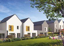 Les Villas du Scorff : programme neuf à Lanester