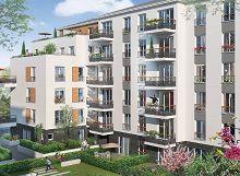 Les Terrasses du parc : programme neuf à Gagny