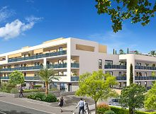 Villa Levante : programme neuf à Bormes-les-Mimosas