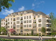 Villa Bonnemain : programme neuf à Saint-Germain-en-Laye