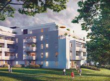 Urban Parc 2 : programme neuf à Vannes
