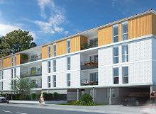 Residence L´ortalan : programme neuf à Toulouse
