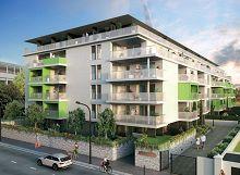 Comtessence - Saint-julien : programme neuf à Marseille