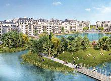Esprit Lac - Panorama : programme neuf à Clamart