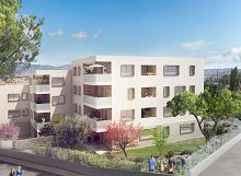 Coteau Verde : programme neuf à Marseille