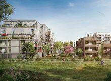 Id´halles : programme neuf à Toulouse
