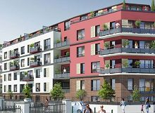 Harmony : programme neuf à Neuilly-sur-Marne