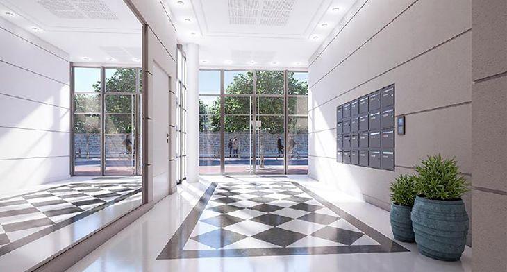 Vue-sur-hall-d'entrée