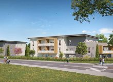 Trio Verde : programme neuf à Thonon-les-Bains