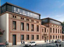 Campus Saint-michel : programme neuf à Toulouse