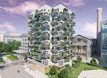 Tree House : programme neuf à Paris intra-muros