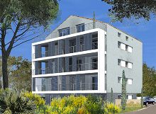 Villa Augusta II : programme neuf à Saint-Raphaël