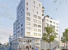 My Campus / My Loft : programme neuf à Rennes