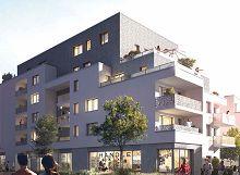 Le Mediatik : programme neuf à Schiltigheim