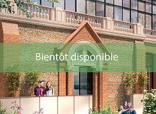 Campus Saint Michel : programme neuf à Toulouse