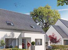 Les Villas du Loc´H : programme neuf à Saint-Gildas-de-Rhuys