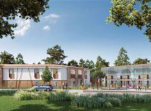 Le Domaine de Villepreux - La Résidence : programme neuf à Saint-Aubin-de-Médoc