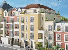 Villa de Traversay : programme neuf au Blanc-Mesnil