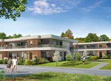 Villa Soleno : programme neuf à Excenevex