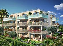 Villa Arôme : programme neuf à Saint-Laurent-du-Var