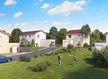 Le Hameau de Leyrieu : programme neuf à Chaponnay