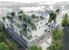 Les Ateliers 130 : programme neuf à Chambéry
