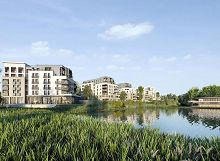 Domaine Richelieu Tr2 : programme neuf à Rueil-Malmaison