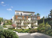 Villa Nicéa : programme neuf à Nice