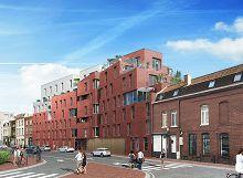 Esprit Vauban : programme neuf à Lille
