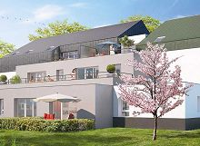 Les Terrasses de Barbara : programme neuf à Nantes