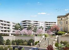 Chateau Valmante - Respir´ : programme neuf à Marseille