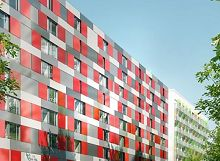 Studea Paris Tessier : programme neuf à Paris intra-muros