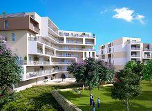 Le Domaine des Jardins de Bohème : programme neuf à Montpellier