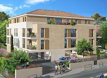 Art´Monie : programme neuf à Aix-en-Provence
