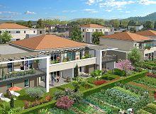 Duo Verde : programme neuf au Puy-Sainte-Réparade