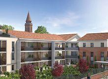 Coeur de Ville Castanet : programme neuf à Castanet-Tolosan