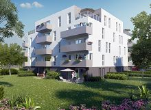 Green Park - B4 : programme neuf à Amiens