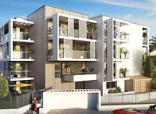Bay View : programme neuf à Nice