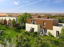 Les Jardins de Jade : programme neuf à Toulouse