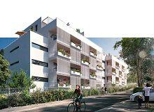 Patio Gaïa : programme neuf à Marseille