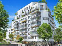 Terrasses 105 : programme neuf à Issy-les-Moulineaux