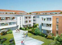 Les Jardins de Joséphine : programme neuf à Toulouse