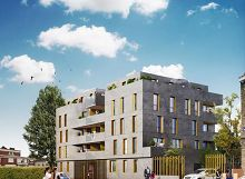 Greystone : programme neuf à Lille