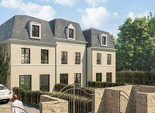 Villa Mansart : programme neuf à Montesson