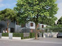 Les Jardins d´Alembert : programme neuf à Toulouse