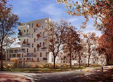 Garden Square : programme neuf à Saint-Herblain