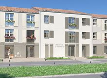 Le Gambetta : programme neuf à Saint-Pierre-d'Oléron