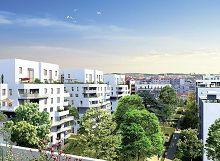 L´Initiale - Nue Pro : programme neuf à Lyon