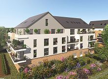 Le Domaine De Launette : programme neuf à Ballancourt-sur-Essonne